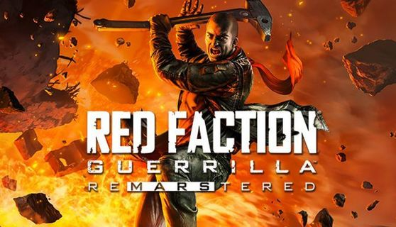 Red Faction Guerrilla Re-Mars-tered (Steam Key!)