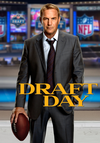 Draft Day (Vudu digital movie code only)