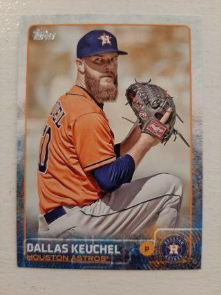 2015 Topps Dallas Keuchel