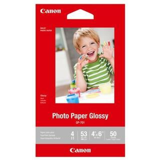 Canon Photo Paper 4 x 6 Professional Quality glossy pack of 50 sheets