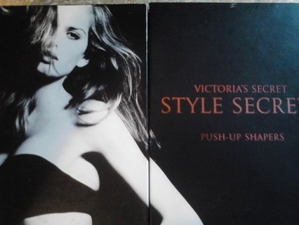 74b41d4ee043b Free  victoria s secret push up shapers  new in box!!! - Women s ...