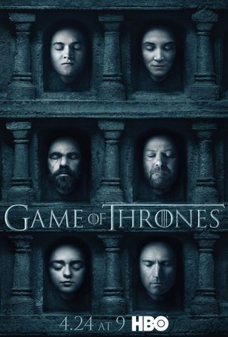 """Game of Thrones Season 6"" HDX-""I Tunes"" Digital Movie Code"