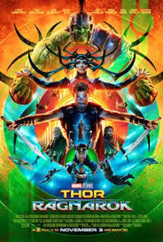 Thor: Ragnarok 4K iTunes