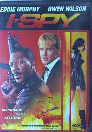 I-Spy dvd