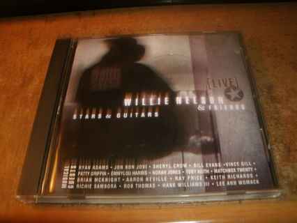 used cd-willie nelson & friends-2002-ex-country