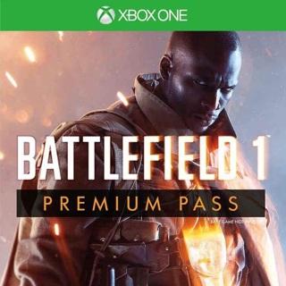 ❎ XBOX ONE Battlefield 1 Premium Pass, Xbox Live: DLC Add-ON ... ⭐️ PLAY IT NOW!!
