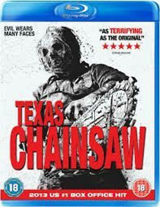 Texas Chainsaw: Ultraviolet Digital Code! (HD) Vudu Redeem! From Blu-ray! With iTunes!