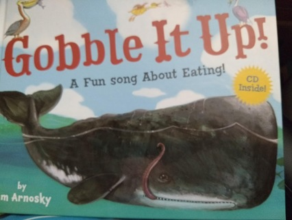 Gobble it Up! (CD)