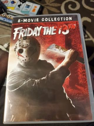 Digital code Friday the 13th