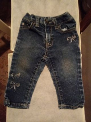 Children's Place 1989 brand Jeans size 9/12m