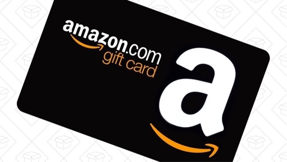$10 Amazon eGift Card quick delivery when paid with XNK