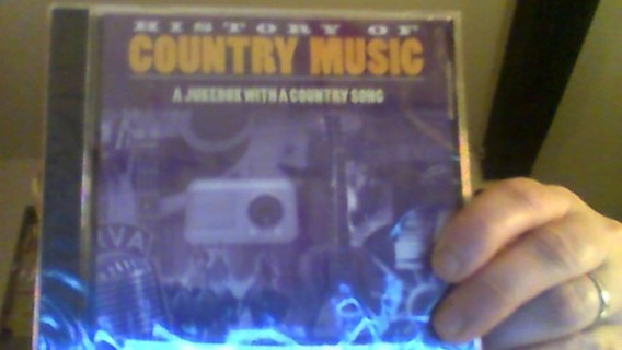 new history of country 90's cd