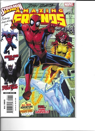 Amazing Spider-Man/Amazing Friends As one of a Specially Limited Series of 250 Copies