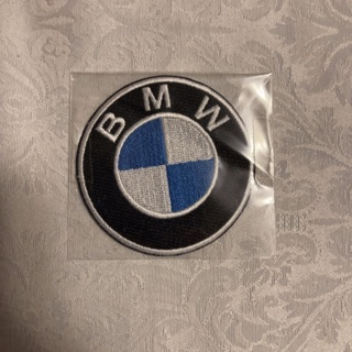 """BMW Iron-On Style Patch 3"""""""