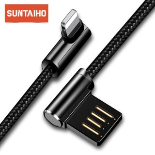 Suntaiho USB Charger for iphone Xs Max USB Cable for iPhone 7 charging wire fast charge for iphone
