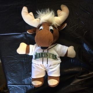 Seattle Mariners Baseball Mascot - Mariner Moose