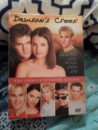 Dawson's Creek DVD Set - 3rd Season