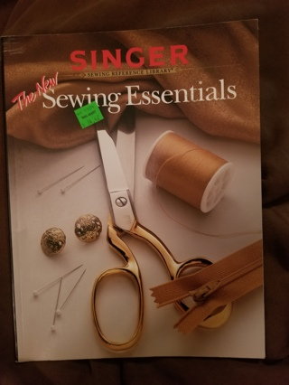 SINGER Sewing Reference Library Sewing Essentials