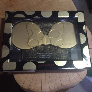 Sephora Minnie Mouse compact mirror