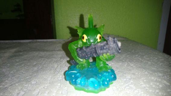 Skylanders Green Gill Grunt