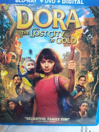DORA and  THE LOST CITY OF GOLD    ** NEW RELEASE
