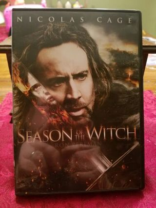 Dvd Season of the Witch