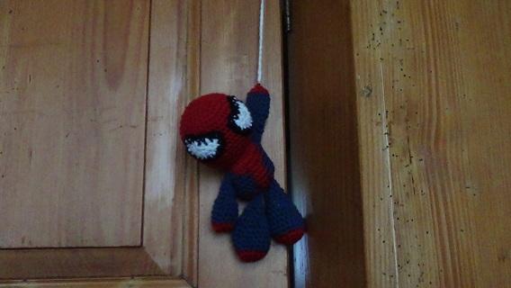 Free: Spiderman Doll Crochet Pattern - Crochet - Listia ...