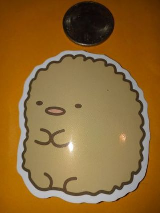 Kawaii big Cute vinyl sticker #2 no refunds regular mail only Very nice no lower