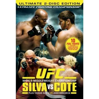 Brand New Sealed UFC 90 (2 Disc Set)