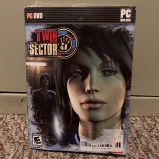 Twin Sector (PC, 2009) Brand New!