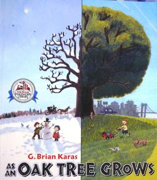 """Oak Tree Grows"" Children's Reading Book (Imaginary)"
