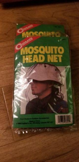Mosquito head nets