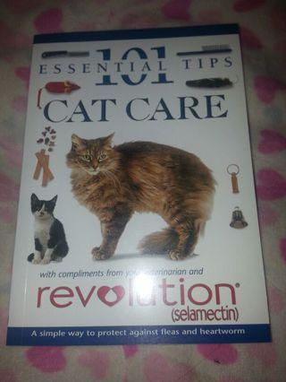 101 Essential Tips: Cat Care