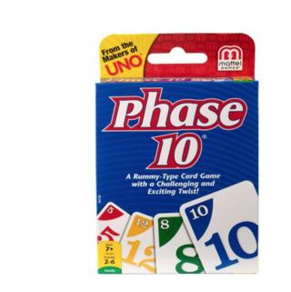 phase ten card game free