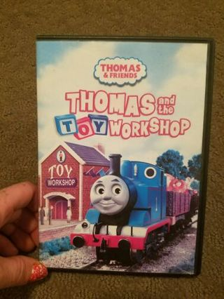 free thomas and the toy workshop dvd thomas special delivery
