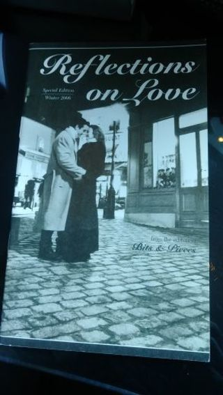 Reflections of Love, circa 2006, mini booklet