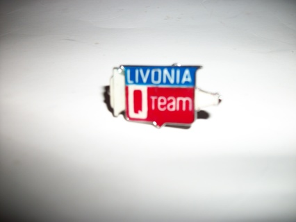 Ford Motor Company's Livonia Transmission Tie Tack*10 Day Auction *NIP* w/ Free USA Shipping