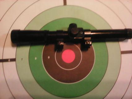 4x15 power scope