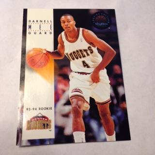 Darnell Mee card