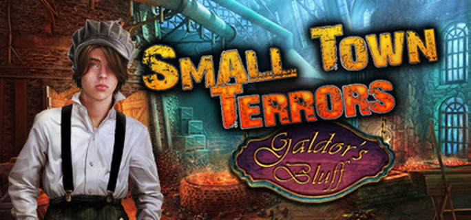 Small Town Terrors: Galdor's Bluff Collector's Edition - Steam Key