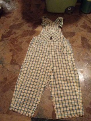Children's Place Bib Pants size 24m/ 2T