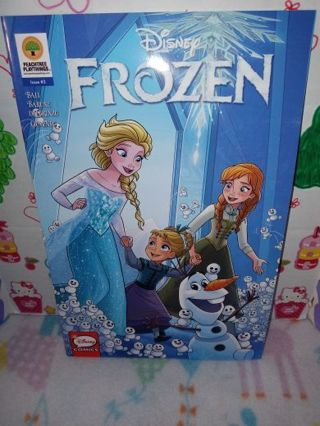 ❤✨❤✨❤️BRAND NEW DISNEY (FROZEN)COMIC BOOK❤✨❤✨❤ISSUE #3