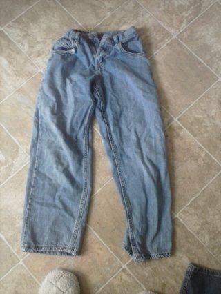 boys jeans size 10