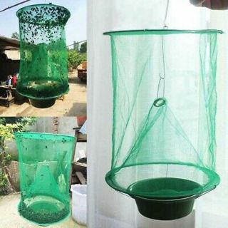Mosquito Capture Catching Fly Mesh Net Folding Home Insect Bug Hanging Trap