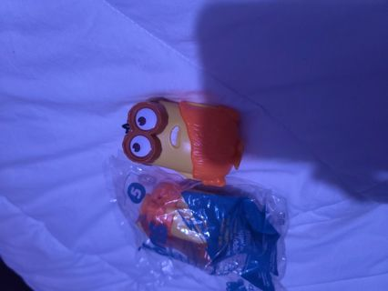 McDonald's Cussing Caveman Minion