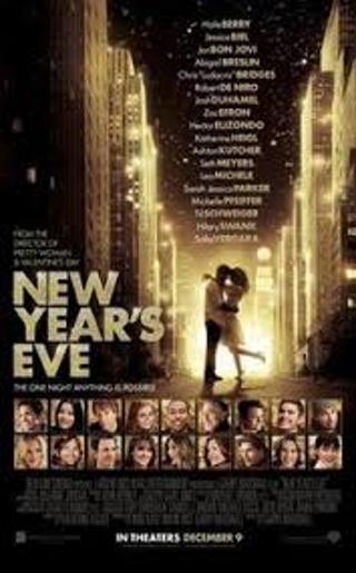 New Year's Eve Digital Movie Code USA