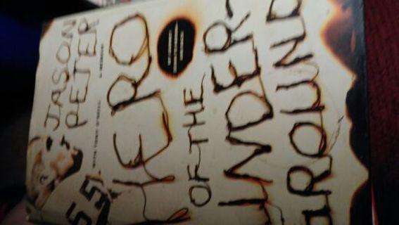 HB Hero of the Underground by Jason Peters