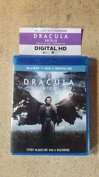 Dracula Untold (HD code)