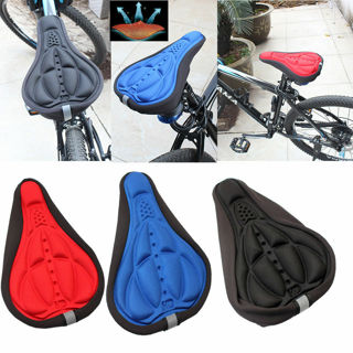 New Outdoor Cycling Bicycle Bike Seat Cover Cushion Soft 3D