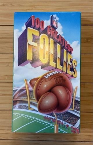 100 Greatest Follies NFL